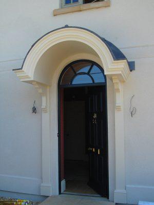 ASHTON HOUSE FRONT DOOR